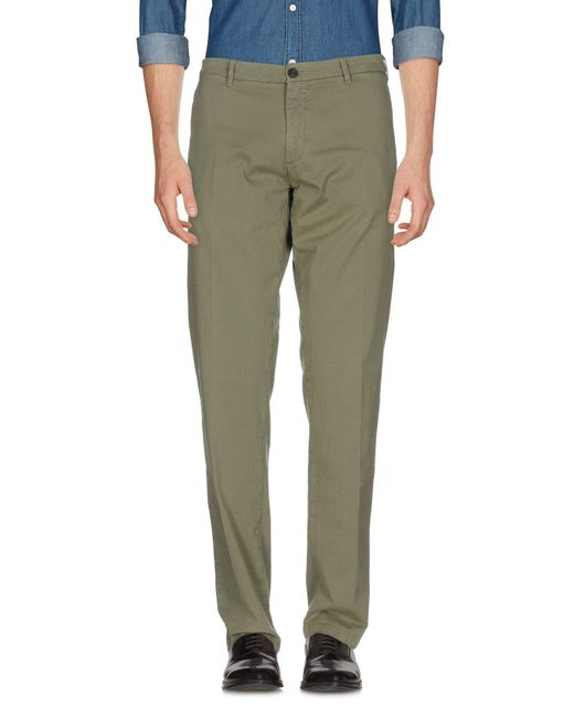 40weft | Green Casual Trouser for Men | Lyst