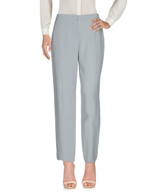 Emporio Armani | Green Casual Pants | Lyst