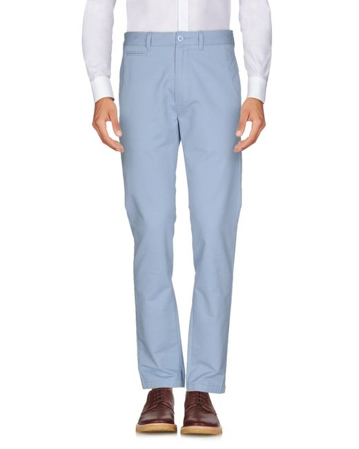 Grayers - Blue Casual Trouser for Men - Lyst