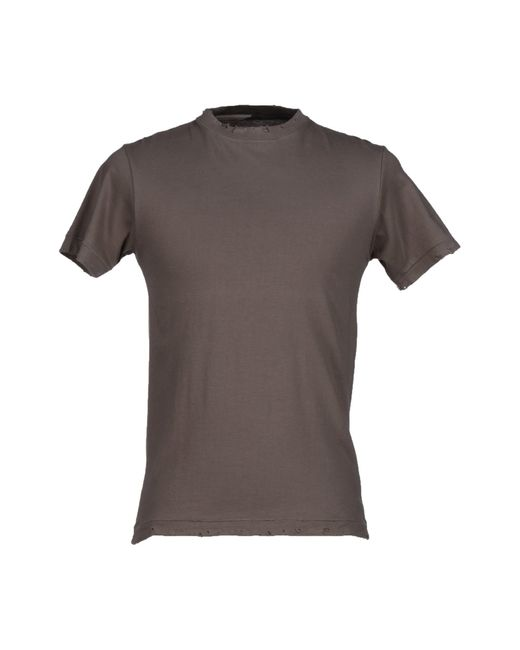 Prever | Brown T-shirt for Men | Lyst
