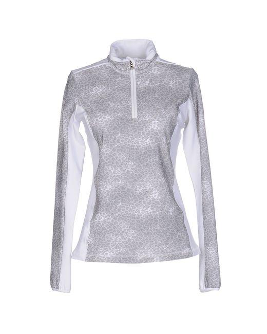 EA7   Gray Sweatshirt   Lyst