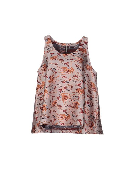 Aimo Richly | Pink Top | Lyst