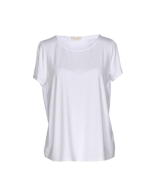 AT.P.CO | White T-shirt | Lyst