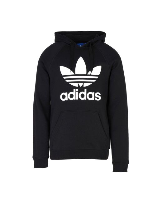 Adidas Originals | Black Sweatshirt for Men | Lyst