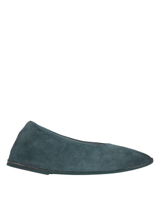 7e17a257fc3 Marsèll - Blue Ballet Flats - Lyst ...