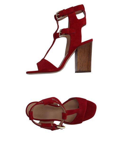 Chaussures - Sandales Post Orteils Gianna Meliani uqrHwb