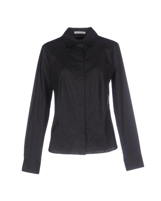 Pinko | Black Shirt | Lyst
