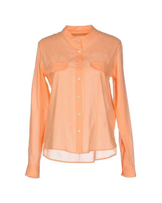 Mauro Grifoni | Orange Shirt | Lyst