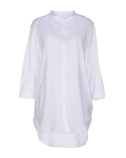 Majestic Filatures   White Shirt   Lyst