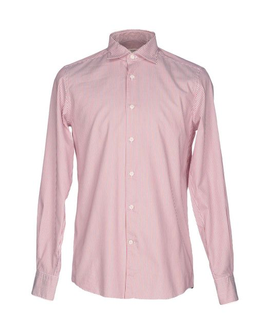 Hamptons   Red Shirt for Men   Lyst