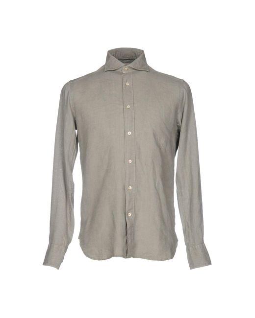 Guglielminotti   Multicolor Shirt for Men   Lyst