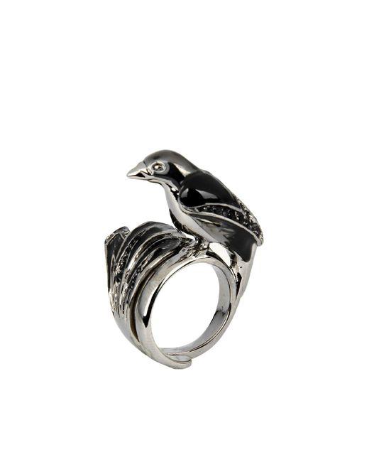 Roberto Cavalli | Black Ring | Lyst