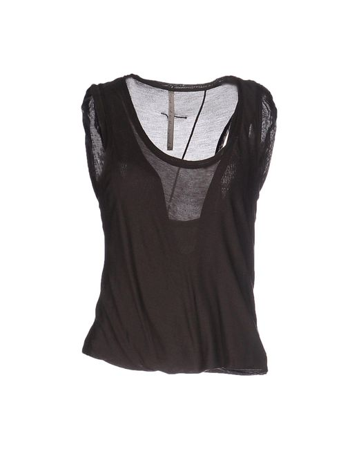 First Aid To The Injured - Black Top - Lyst