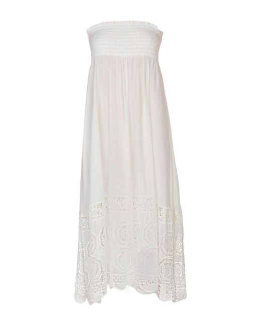 Twin Set - White Nightgown - Lyst