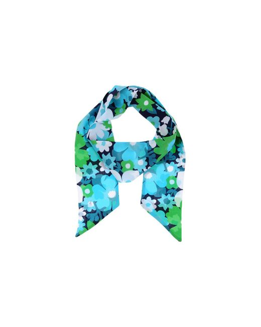 Michael Kors - Blue Oblong Scarf - Lyst