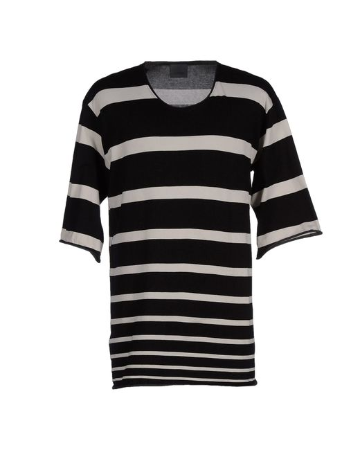 Laneus | Black Sweater for Men | Lyst