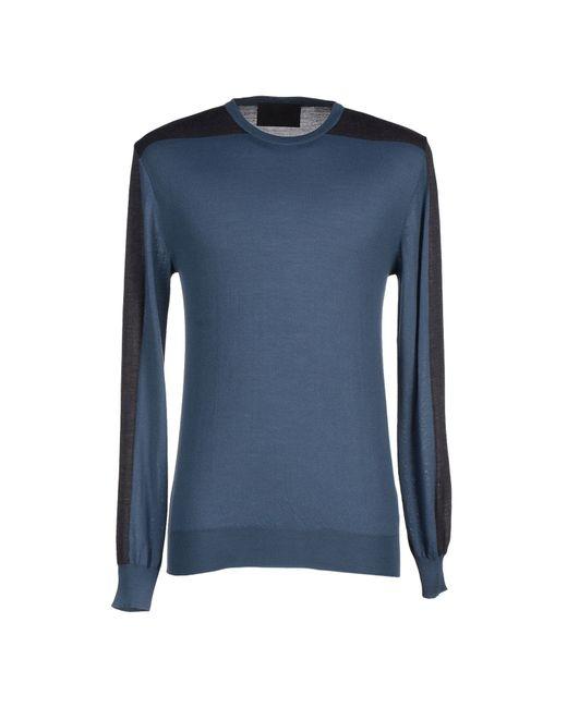 Les Hommes   Gray Sweater for Men   Lyst