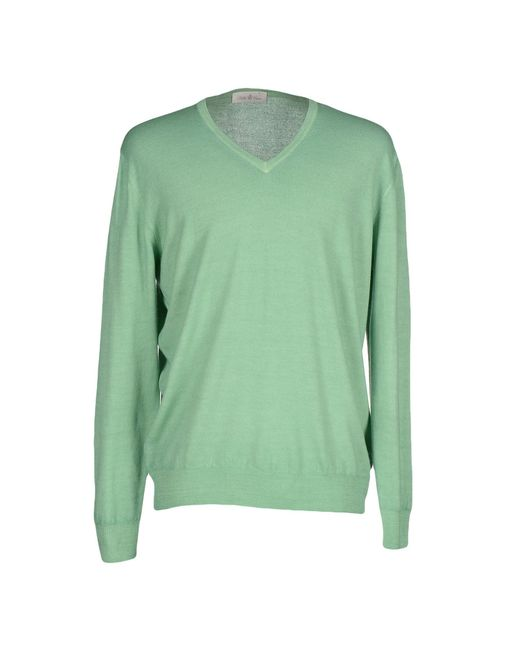 Della Ciana | Green Sweater for Men | Lyst