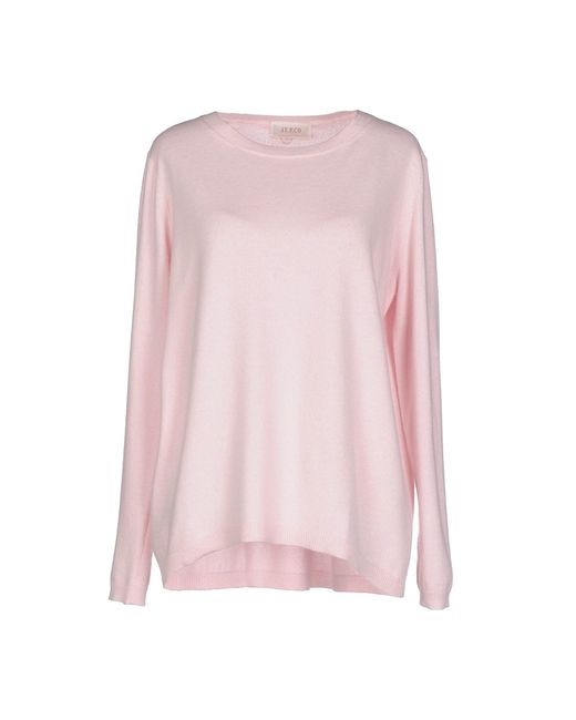 AT.P.CO | Pink Jumper | Lyst