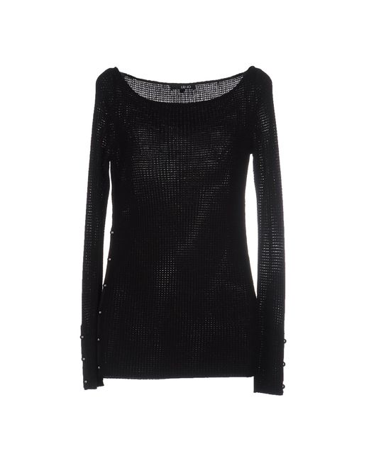 Liu Jo | Black Sweater | Lyst