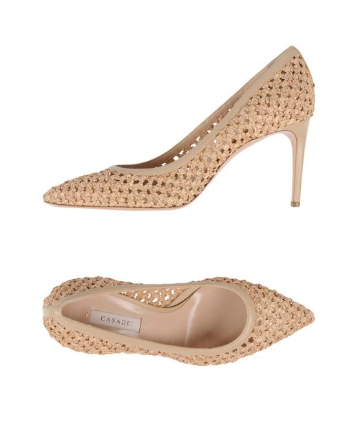 Casadei - Natural Court - Lyst
