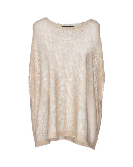 Ralph Lauren Black Label | Natural Sweater | Lyst