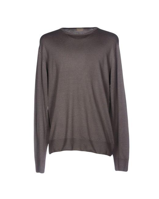 Cruciani   Gray Sweater for Men   Lyst