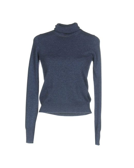 Cruciani | Blue Turtleneck | Lyst
