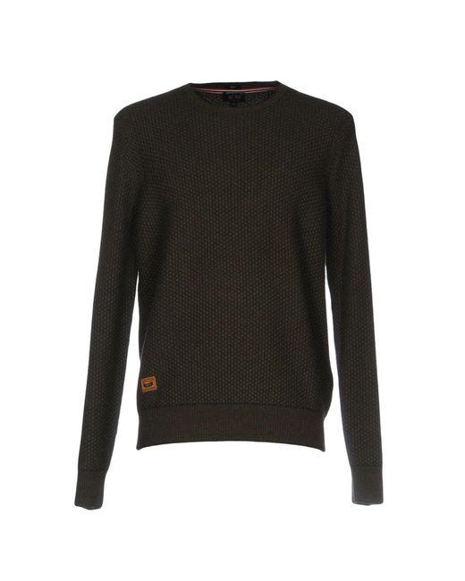 Armani Jeans | Green Sweater | Lyst