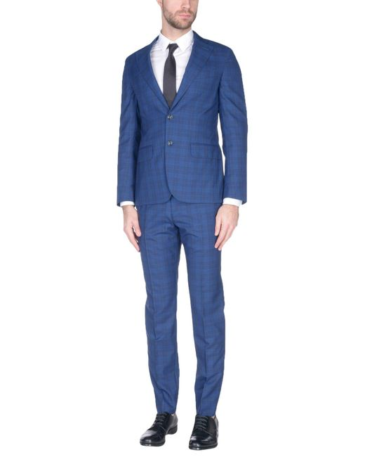Nino Danieli | Blue Suit for Men | Lyst