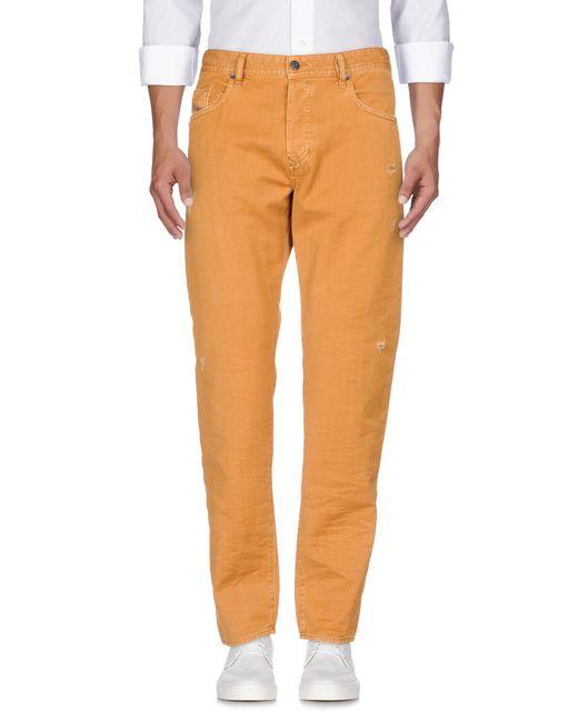 DIESEL - Multicolor Denim Trousers for Men - Lyst