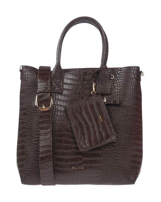 Pomikaki - Brown Handbags - Lyst