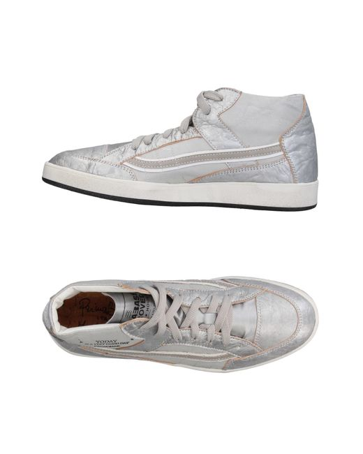 Primabase | Metallic High-tops & Sneakers for Men | Lyst