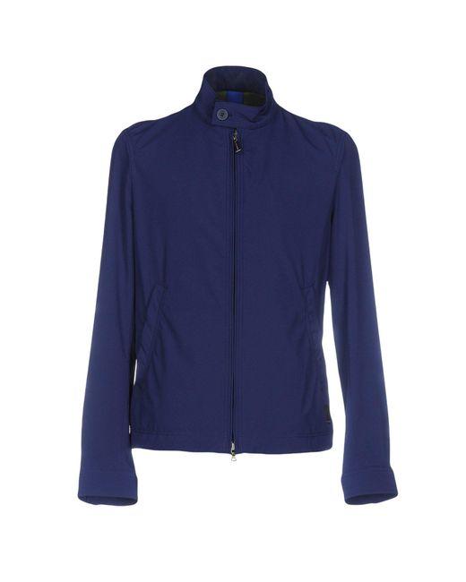 Geospirit - Blue Jacket for Men - Lyst