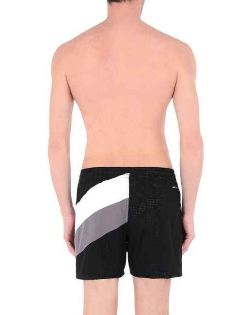 78f25099fa ... Nike - Black Beach Shorts And Pants for Men - Lyst ...