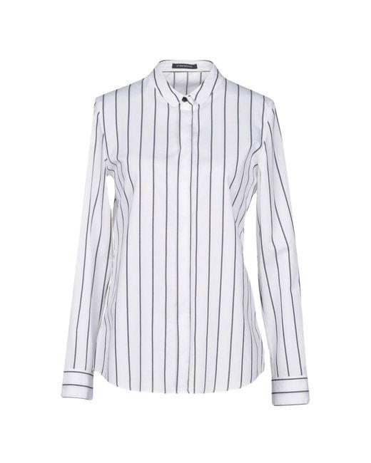 Strenesse - White Shirt - Lyst