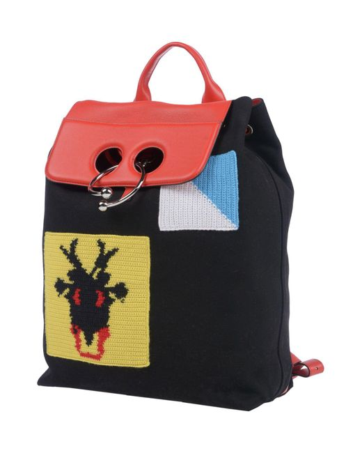 J.W. Anderson - Red Backpacks & Bum Bags - Lyst