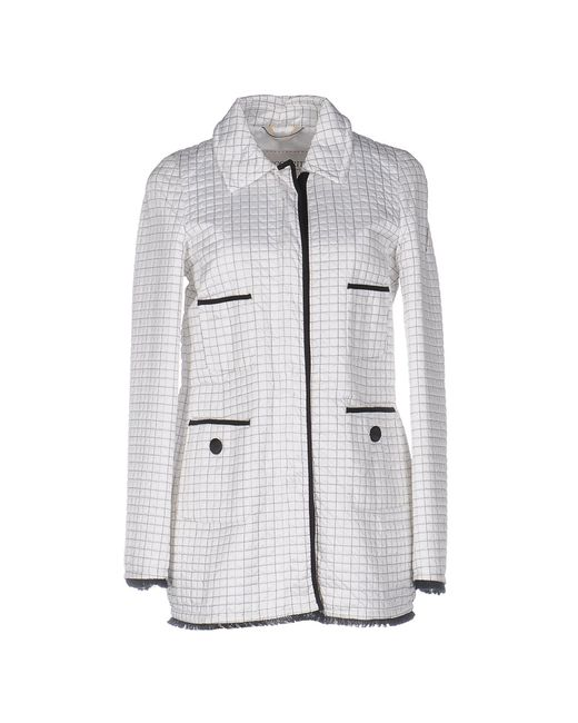 Geospirit - White Jacket - Lyst