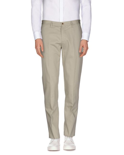 Maison Margiela - Natural Casual Trouser for Men - Lyst