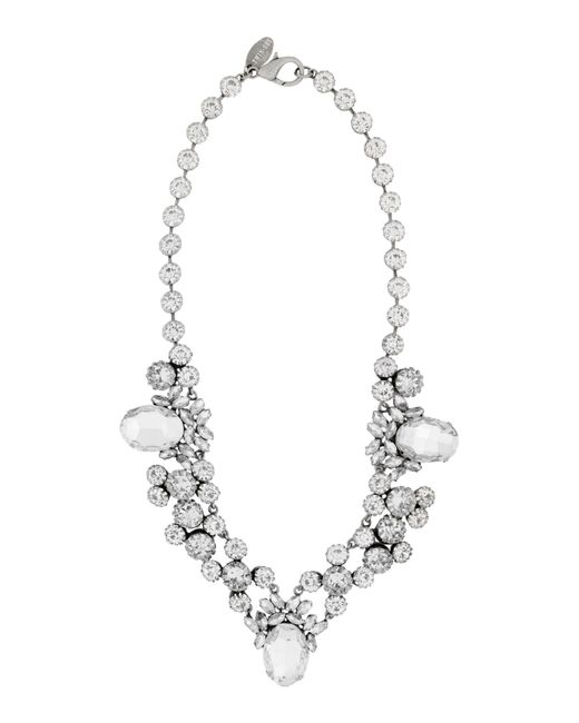 Twin Set - Metallic Necklace - Lyst
