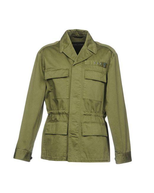 Marc Jacobs - Green Jacket for Men - Lyst