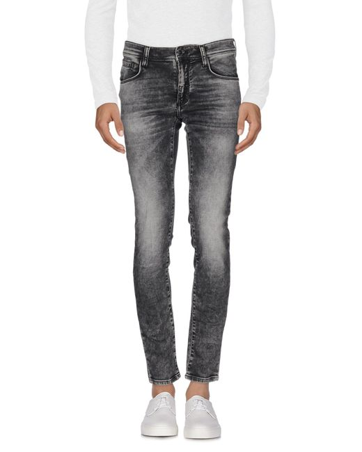 Antony Morato - Gray Denim Pants for Men - Lyst