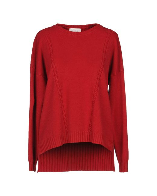 ViCOLO - Red Jumper - Lyst