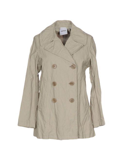 Aspesi - Natural Jacket - Lyst