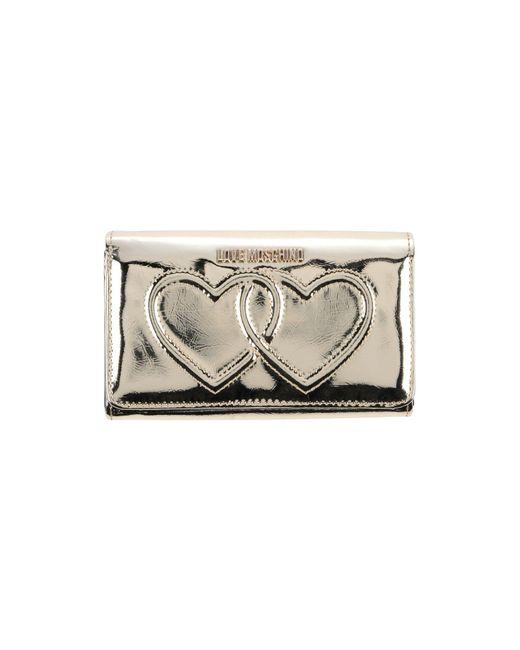 Love Moschino - Multicolor Wallet - Lyst