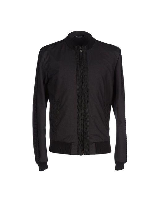 Dolce & Gabbana | Black Jacket for Men | Lyst