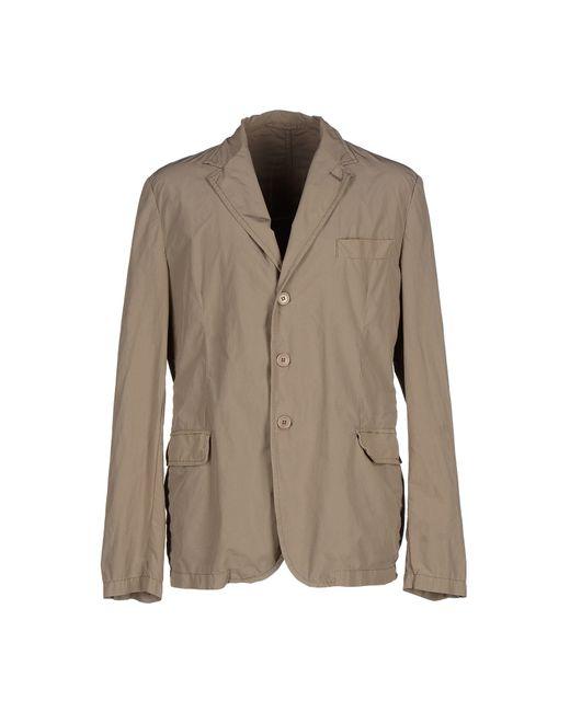 Aspesi | Natural Overcoat for Men | Lyst