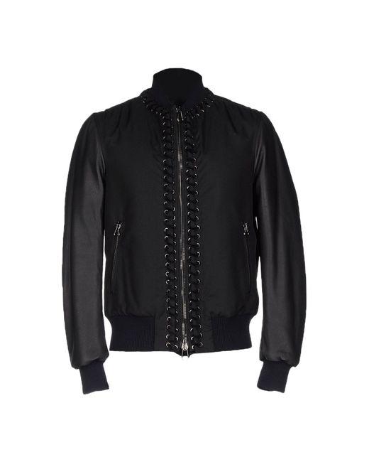 Lanvin | Black Jacket for Men | Lyst
