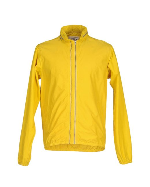 YMC | Yellow Jacket for Men | Lyst