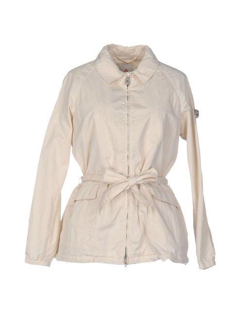 Peuterey   White Jacket   Lyst